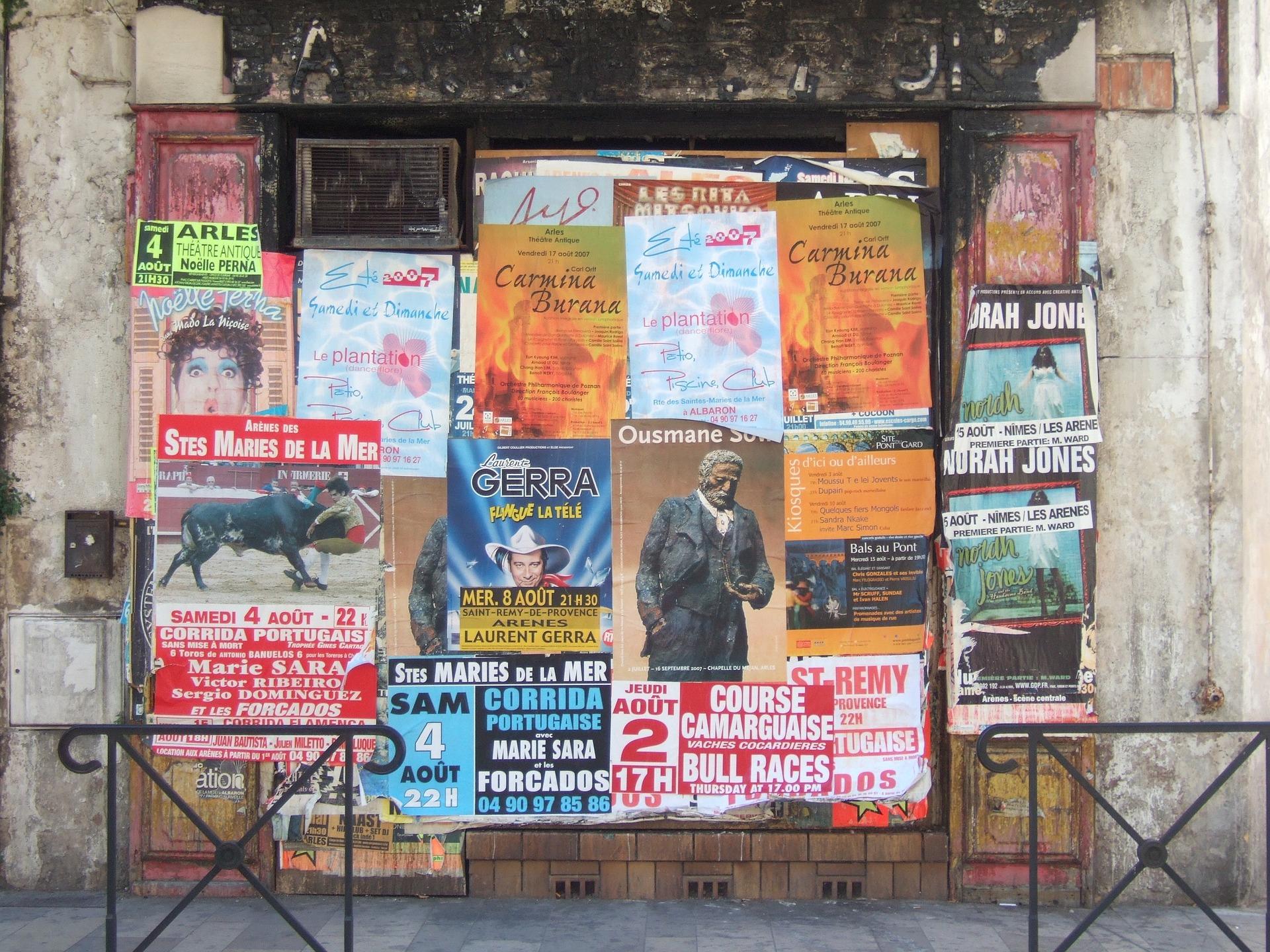 Ansprechende Werbeplakate und Anzeigen von Profi Werbeagentur und Plakat-werbung