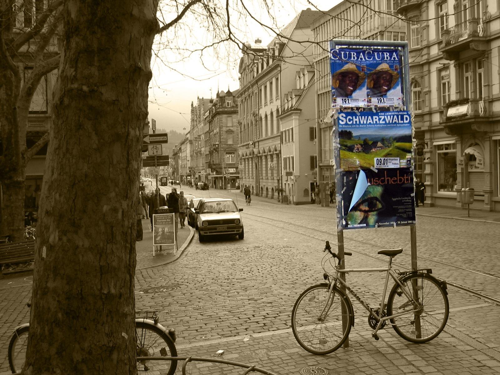 Agentur in Villingen für Plakat-werbung, Rottweil, Tuttlingen