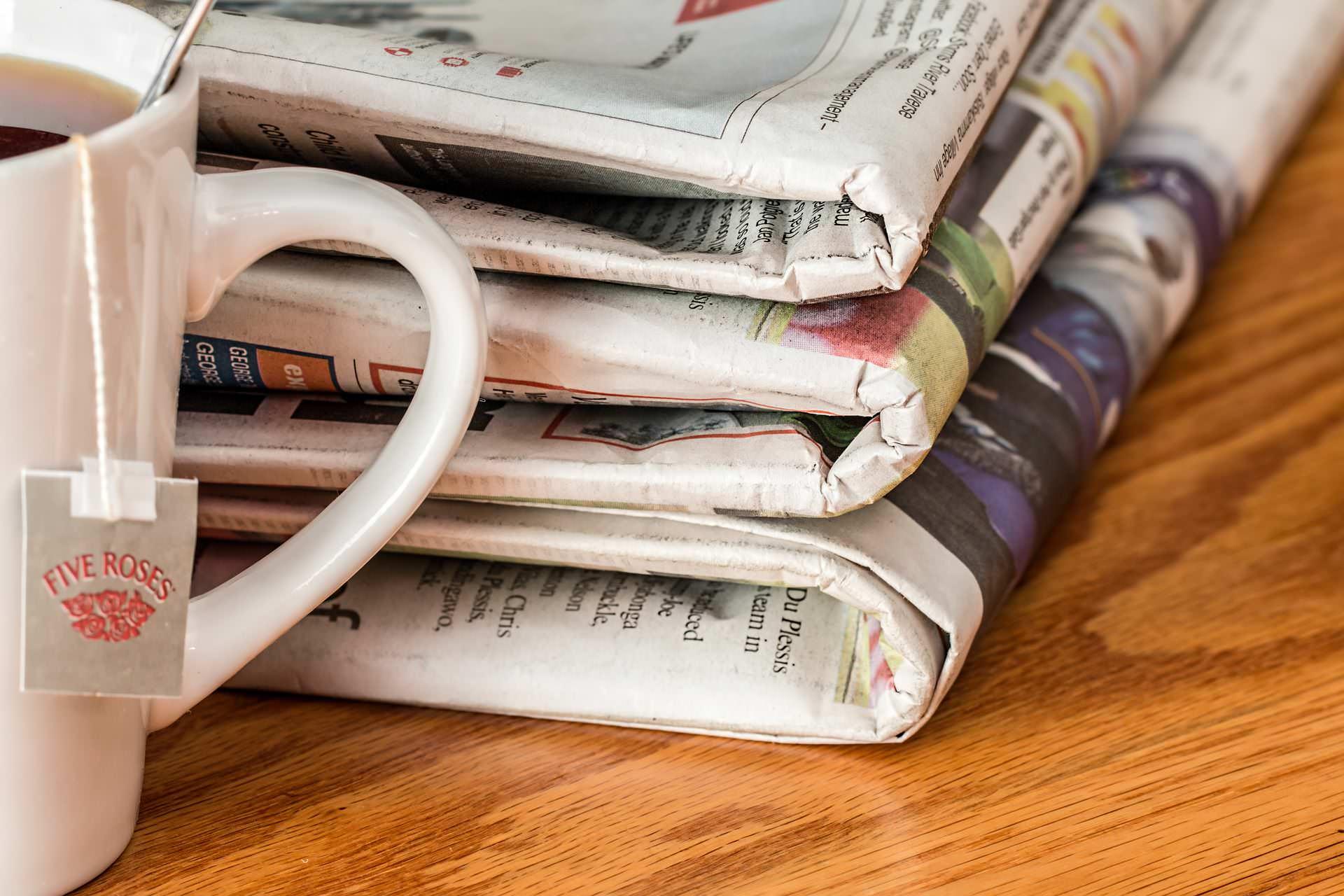 Zeitungs-Anzeige in Freiburg, Waldkirch, Emmendingen, Donaueschingen, Staufen und Titisee-Neustadt